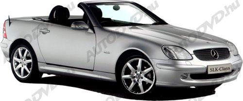 Mercedes SLK, R170 (1996-2004)