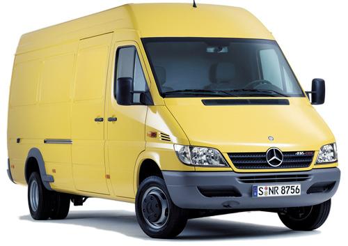 Mercedes Sprinter (2000-2005)