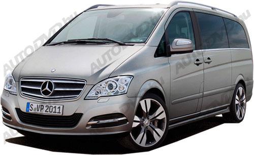 Mercedes Viano, W639 (2003-2014)
