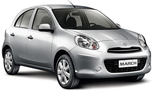 Nissan Micra (2010-2015)