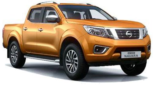 Nissan Navara (2015-)