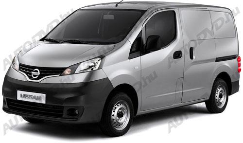 Nissan Evalia/NV200 (2009-)