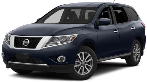 Nissan Pathfinder (2012-)