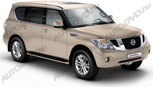 Nissan Patrol, Y62 (2010-)
