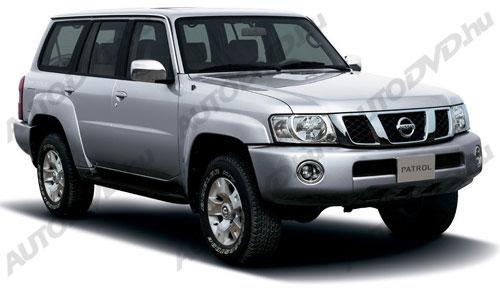 Nissan Patrol (1997-2013)