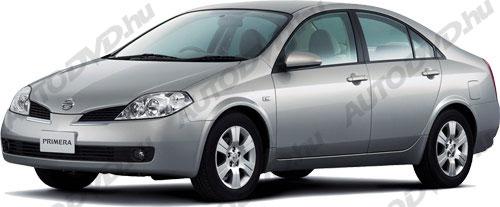 Nissan Primera, P12 (2002-2008)