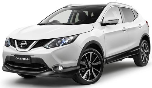 Nissan Qashqai (2014-)