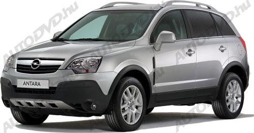 Opel Antara (2006-)