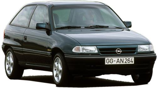 Opel Astra F (1991-2002)