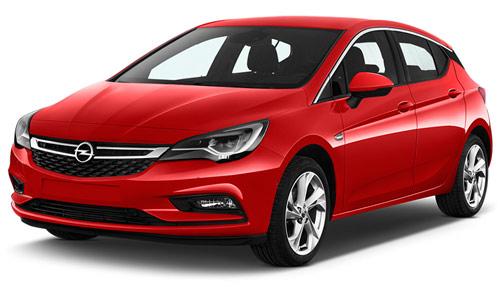 Opel Astra K (2015-)