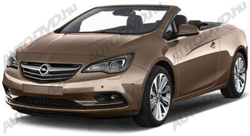 Opel Cascada (2013-)