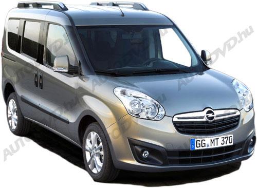 Opel Combo D (2011-)