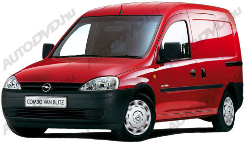 Opel Combo C (2001-2011)