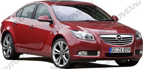 Opel Insignia (2008-)