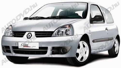Renault Clio II (1998-2008)