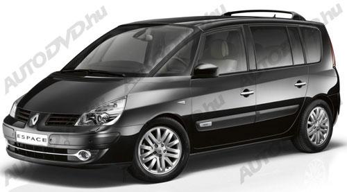 Renault Espace IV (2003-)