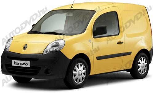 Renault Kangoo II (2008-)