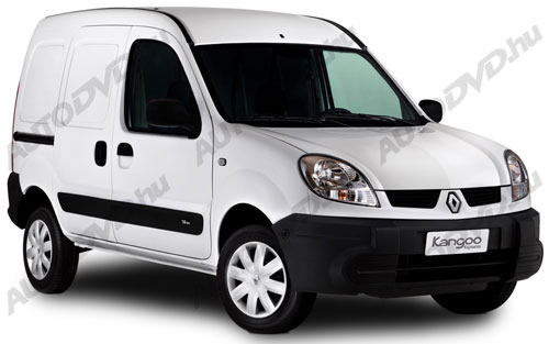 Renault Kangoo I (1997-2007)
