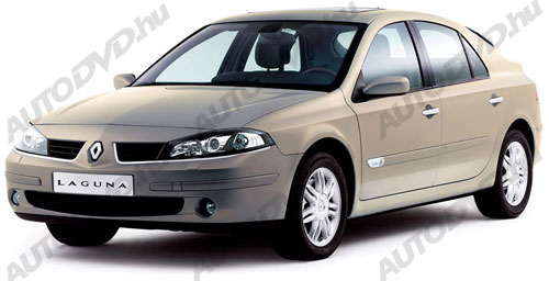 Renault Laguna II (2000-2007)