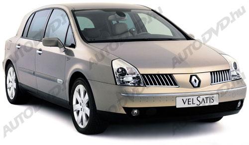Renault Vel Satis (2002-2009)