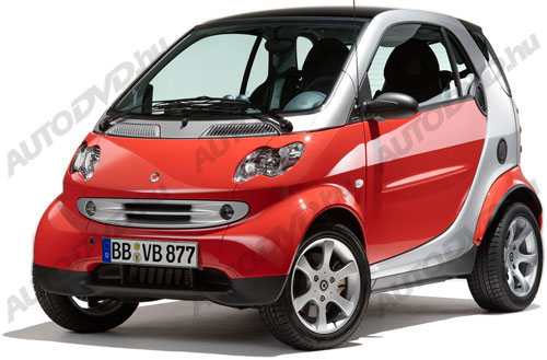 Smart Fortwo, W450 (1998-2007)