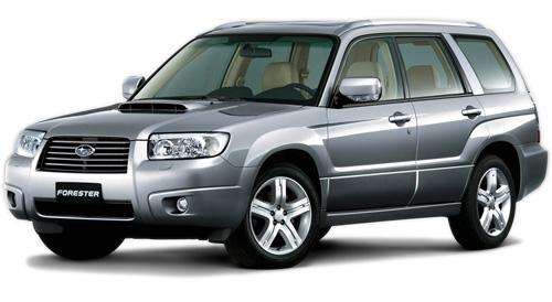 Subaru Forester (2004-2008)