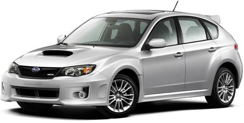 Subaru Impreza (2007-2013)