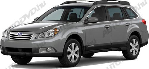 Subaru Outback (2009-2013)