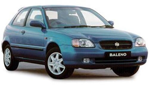 Suzuki Baleno (1995-2002)