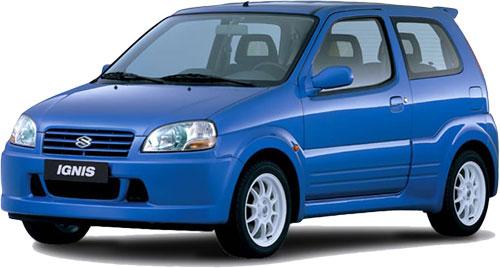 Suzuki Ignis Sport (2000-2003)