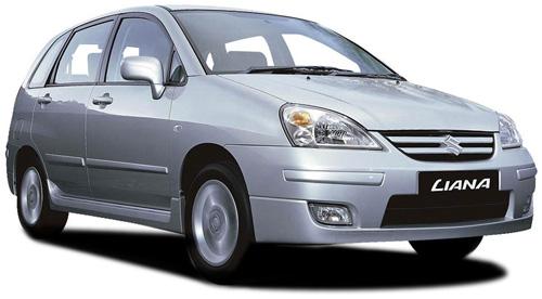 Suzuki Liana (2005-2007)
