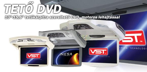 Tető DVD