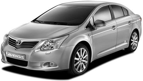 Toyota Avensis (2009-)