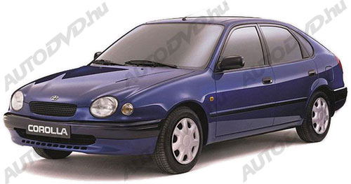 Toyota Corolla, E110 (1998-2002)