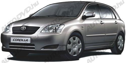 Toyota Corolla, E120 (2002-2008)