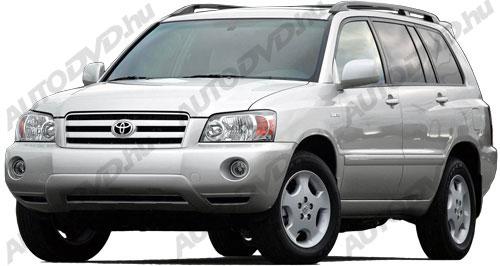Toyota Highlander (2001-2007)