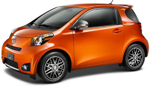 Toyota iQ (2008-)