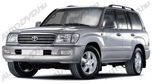 Toyota Land Cruiser, J100 (1998-2007)