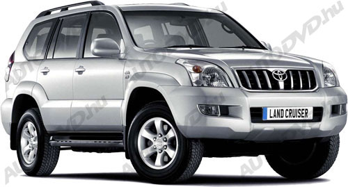 Toyota Land Cruiser, J120 (2002-2009)