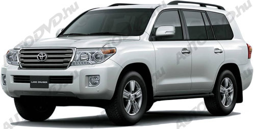 Toyota Land Cruiser, J200 (2008-)