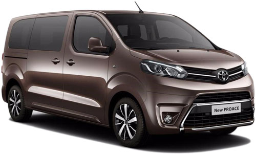 Toyota Proace Verso (2016-)