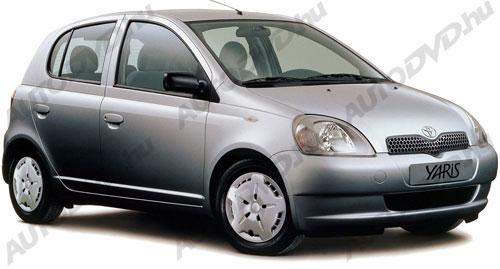 Toyota Yaris (1999-2005)