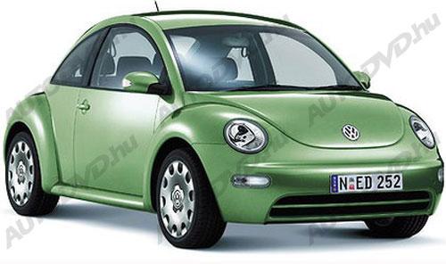 Volkswagen Beetle (1998-2011)