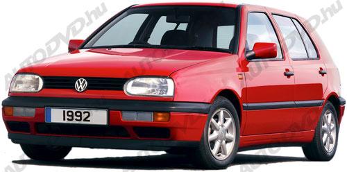 Volkswagen Golf III (1993-1998)