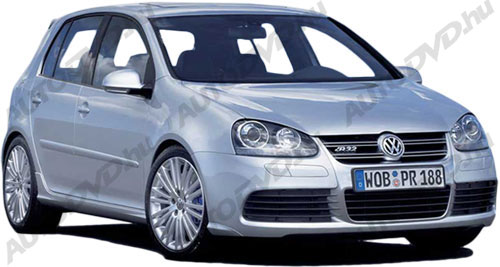 Volkswagen Golf V (2004-2009)