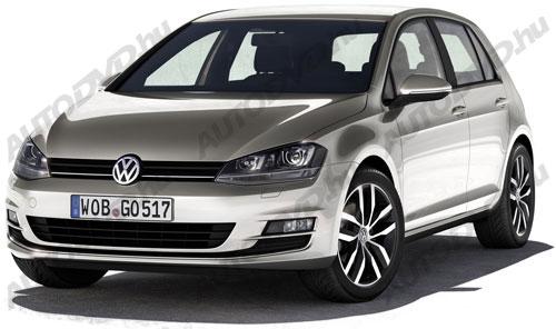Volkswagen Golf VII (2013-)