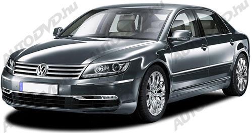 Volkswagen Phaeton (2002-)