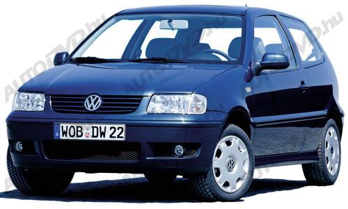 Volkswagen Polo III, 6N2 (1999-2002)