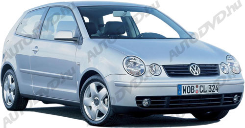 Volkswagen Polo IV, 9N (2002-2009)