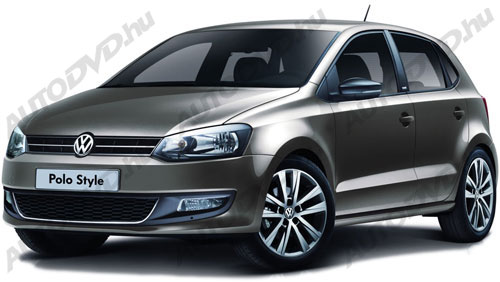 Volkswagen Polo V, 6R (2009-2014)